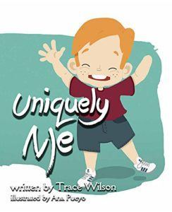 Uniquely Me book cover