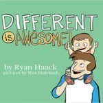 Different is Awesome book cover