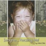 Book Cover Imagine... Amazing Me