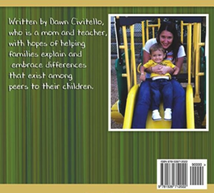Back cover of the Book